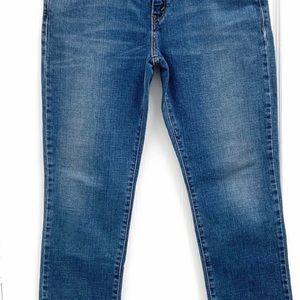 Levi's Size 7 513 Boyfriend Jeans